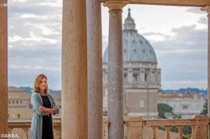 Vatican Museums Director Dr. Barbara Jatta