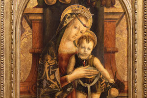 Crivelli's Madonna and Child